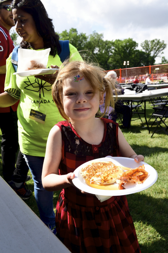 Regina Canada Day Pancake Breakfast